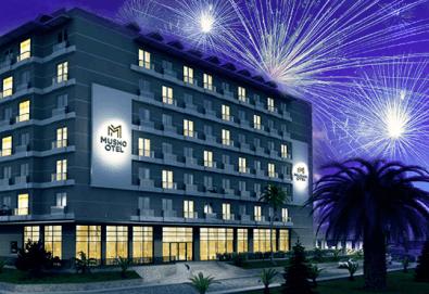 Нова година 2018 в Айвалък, Турция, с Дениз Травел! 4 нощувки на база All Inclusive в хотел MUSHO 4*, възможност за транспорт! - Снимка