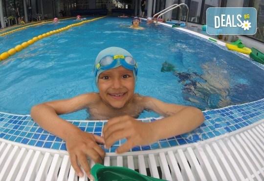 Спорт и здраве! Урок по плуване с треньор за начинаещи или напреднали в Спортен клуб Гладиус - Снимка 3