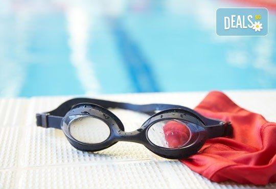 Спорт и здраве! Урок по плуване с треньор за начинаещи или напреднали в Спортен клуб Гладиус - Снимка 1
