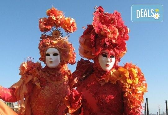 Карнавалът във Венеция през февруари! Екскурзия с 3 нощувки със закуски в Лидо ди Йезоло, транспорт и водач от Данна Холидейз! - Снимка 2