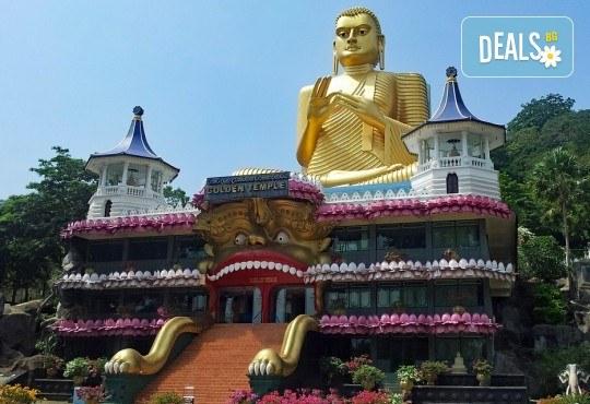 Екзотична Шри Ланка през 2018! Екскурзия със 7 нощувки, закуски и вечери, самолетен билет, трансфери, посещение на Кралската ботаническа градина, Храма на зъба, резерват за слонове и водопадите Клеър! - Снимка 2