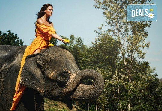 Екзотична Шри Ланка през 2018! Екскурзия със 7 нощувки, закуски и вечери, самолетен билет, трансфери, посещение на Кралската ботаническа градина, Храма на зъба, резерват за слонове и водопадите Клеър! - Снимка 1