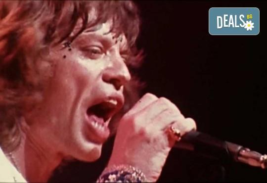 Кино Арена представя Ladies & Gentlemen: The Rolling Stones: '74! На 25.11. събота, от 20ч., в зали PREMIUM и LUXE, в София! - Снимка 2