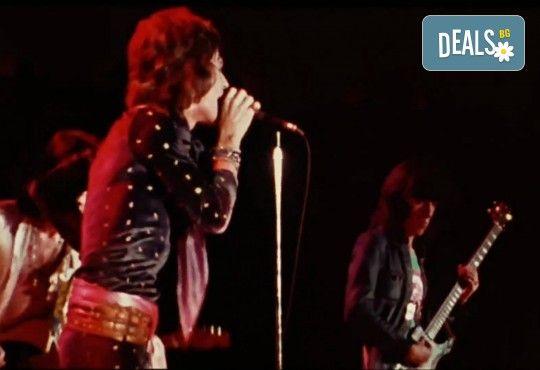 Кино Арена представя Ladies & Gentlemen: The Rolling Stones: '74! На 25.11. събота, от 20ч., в зали PREMIUM и LUXE, в София! - Снимка 3