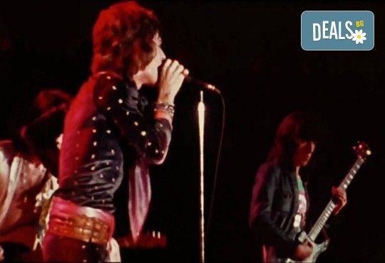 Кино Арена представя Ladies & Gentlemen: The Rolling Stones: '74! На 25.11. събота, от 20ч., в зали PREMIUM и LUXE, в киносалоните в страната! - Снимка 3