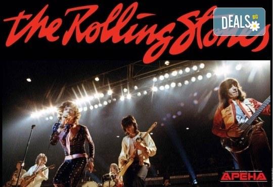 Кино Арена представя Ladies & Gentlemen: The Rolling Stones: '74! На 25.11. събота, от 20ч., в зали PREMIUM и LUXE, в киносалоните в страната! - Снимка 1