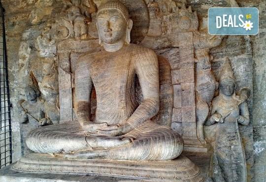 През февруари или март пътувайте до Шри Ланка! 7 нощувки със закуски и вечери, самолетен билет, трансфери, посещение на водопадите Клеър, градини за подправки, резерват за слонове и още! - Снимка 5