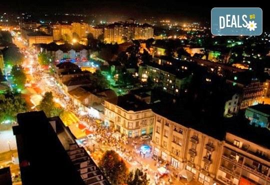 Нова година в Gros Hotel 2*, Лесковац, Сърбия! 2 нощувки със закуски, 1 вечеря с неограничени напитки и музика на живо, транспорт и посещение на Ниш и Пирот! - Снимка 3
