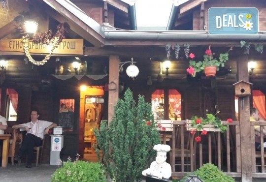 Нова година в Gros Hotel 2*, Лесковац, Сърбия! 2 нощувки със закуски, 1 вечеря с неограничени напитки и музика на живо, транспорт и посещение на Ниш и Пирот! - Снимка 6
