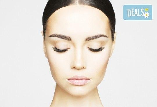 Поглед като от реклама! Поставяне на мигли по метода косъм по косъм в студио за красота Zarra Style, Студентски град - Снимка 2