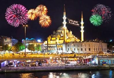Нова Година 2018 в Истанбул с Дениз Травел! 2 или 3 нощувки със закуски в Sahinler 3*, транспорт, водач и богата бонус програма - Снимка
