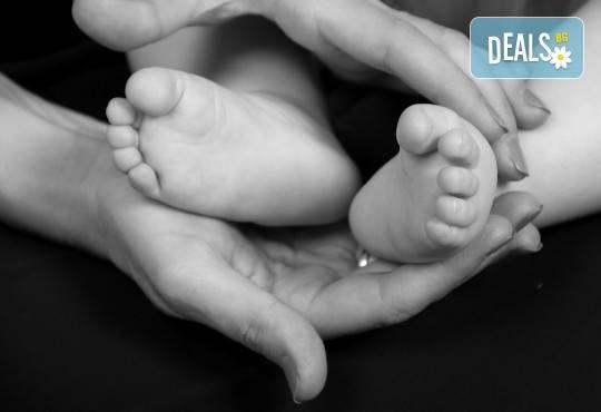Идеалният подарък за празника! Професионална коледна фотосесия за бебета с 35 обработени кадъра от GALLIANO PHOTHOGRAPHY - Снимка 10