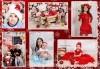 Идеалният подарък за празника! Професионална коледна фотосесия за бебета с 35 обработени кадъра от GALLIANO PHOTHOGRAPHY - thumb 4