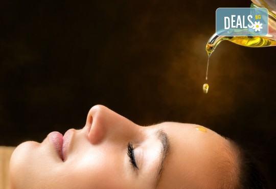 Подстригване, дълбока терапия за коса по избор - против пърхот, косопад, арганова, кератинова или с ботокс ефект, и оформяне на прическа със сешоар, преса или плитка в Beauty Vision! - Снимка 3