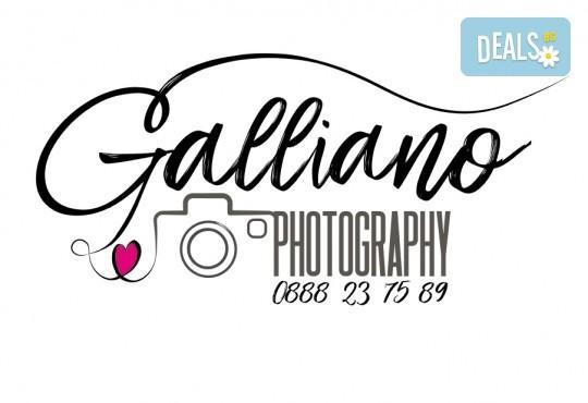 Семейна и детска фотосесия в студио GALLIANO с 35 обработени кадъра от GALLIANO PHOTHOGRAPHY! - Снимка 15