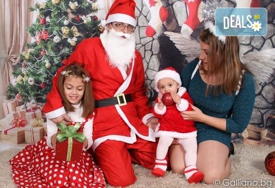 Подарете с любов! Семейна коледна фотосесия с 35 обработени кадъра от GALLIANO PHOTHOGRAPHY - Снимка 5