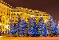 Коледен шопинг в Солун за 1 ден! Транспорт и екскурзоводско обслужване от Еко Тур! - Снимка