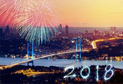 Нова година 2018 в Истанбул в хотел Grand Emin 3*! 3 нощувки със закуски, транспорт, пътни такси, вариант по избор за Новогодишна вечеря - Снимка