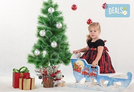 Направете незабравим подарък на себе си или любим човек! Професионална Коледна фотосесия в студио и обработка на всички заснети кадри от Chapkanov photography! - Снимка 13