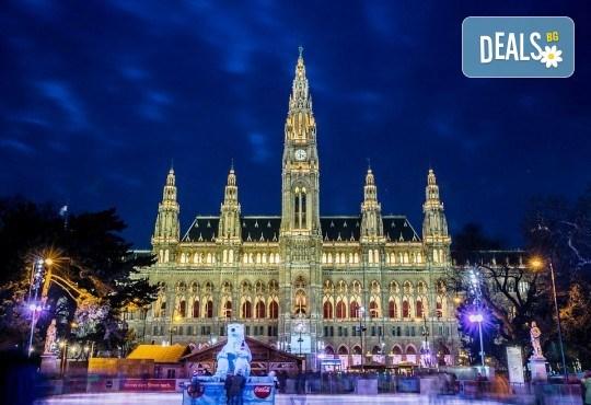Празнична екскурзия през декември до Будапеща и Виена с Еко Тур! 3 нощувки със закуски, транспорт и водач от агенцията - Снимка 1