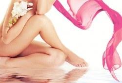 Гладка кожа с кола маска за жени на интим и подмишници или на цели крака и ръце в студио Beauty, Лозенец! - Снимка