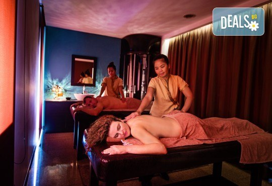 Релакс и екзотика с тайландски арома масаж на цяло тяло в студио ThaimOut
