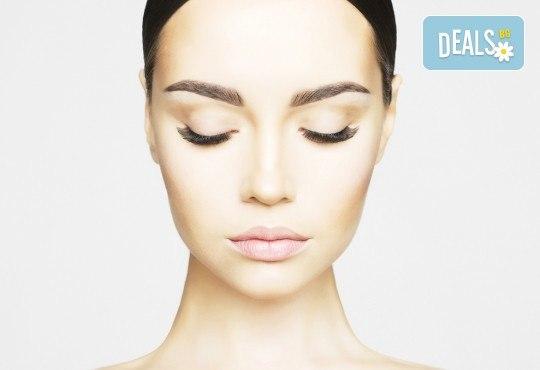 За пухкави и естествени мигли! Удължаване и сгъстяване чрез метода руски обем - 5, 6, 7D ефект с косъм от норка и 20% отстъпка от поддръжка от Hellan Beauty & Slim - Снимка 3