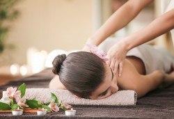 Без болка и схващания! Дълбокотъканен масаж на гръб в салон за красота Престиж, Яворец! - Снимка