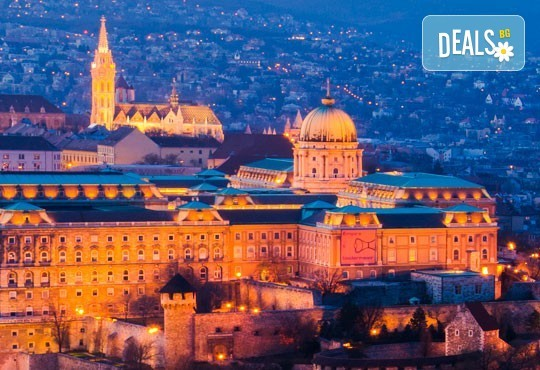 Осми декември в Будапеща, Унгария! 2 нощувки със закуски, транспорт, екскурзовод и бонус: посещение на Нови Сад! - Снимка 3