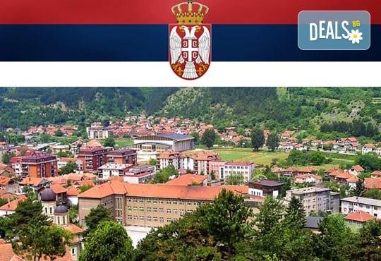 Студентски празник в Княжевац, Сърбия! 1 нощувка със закуска, празнична вечеря с богато меню, неограничени напитки и програма, транспорт - Снимка 4