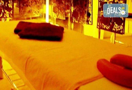 Здраве и красота в едно с класически масаж с етерични масла на цяло тяло и сауна в салон Лаура стайл! - Снимка 4