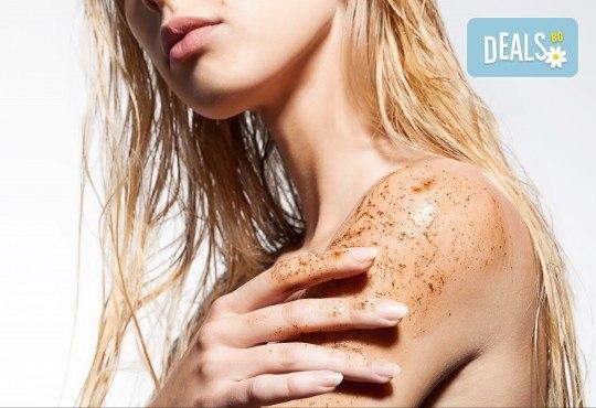 СПА терапия за жени! Релаксиращ масаж с био масла на цяло тяло, маска и пилинг в Gx Studio! - Снимка 1