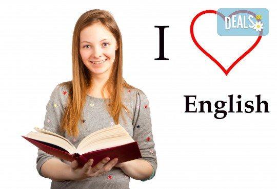 Индивидуално обучение по общ английски - ниво А1, А2, В1 или В2 от Учебен център MGM/Ем Джи Ем - Снимка 1