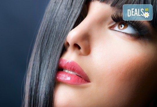 3D - 6D мигли с косъм по косъм, Russian volume от Салон Miss Beauty