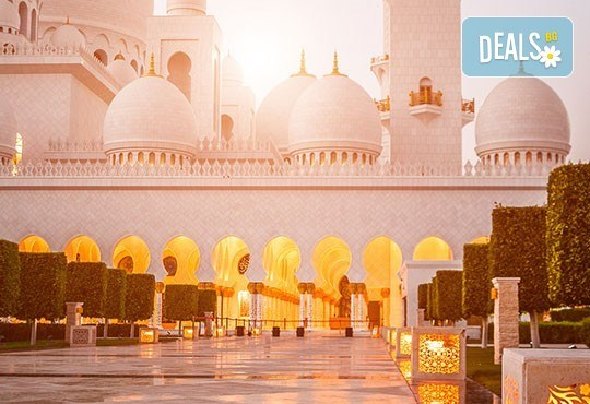 Last minute вълшебна екскурзия до Дубай - 13.11. - 17.11.! 4 нощувки със закуски в хотел 4*, самолетен билет, трансфер, водач от агенцията и обзорна обиколка - Снимка 7