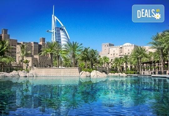 Last minute вълшебна екскурзия до Дубай - 13.11. - 17.11.! 4 нощувки със закуски в хотел 4*, самолетен билет, трансфер, водач от агенцията и обзорна обиколка - Снимка 1