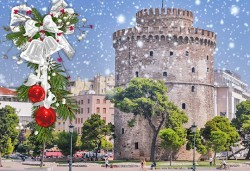 Предколеден шопинг за 1 ден в Солун, Гърция, с Глобус Турс! Транспорт, водач, застраховка и програма - Снимка
