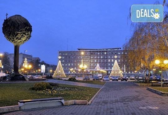 Коледа в Крагуевац, Сърбия! 2 нощувки с 2 закуски, 1 стандартна и 1 празнична вечеря с жива музика, транспорт, посещение на Кралево и манастира Жича - Снимка 2