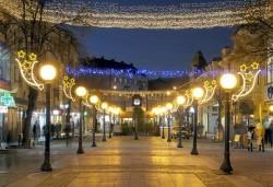 Коледа в Крагуевац, Сърбия! 2 нощувки с 2 закуски, 1 стандартна и 1 празнична вечеря с жива музика, транспорт, посещение на Кралево и манастира Жича - Снимка