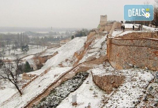 Коледа в Белград, Сърбия! 2 нощувки със закуски, транспорт, посещение на крепостта Калемегдан и Новогодишния фестивал! - Снимка 2