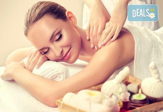Избягайте от стреса за час! Релаксиращ масаж на цяло тяло с масла в студио за красота Jessica - Снимка 1