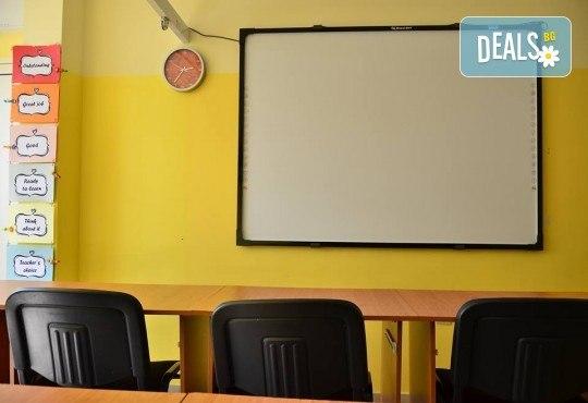 Интензивен курс за начинаещи на ниво А1 или А2 по английски език от ОЦ Обществорци - Снимка 4