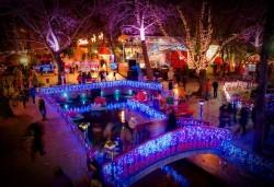 Предколеден шопинг в Коледния град Онируполи в Драма! Еднодневна екскурзия: транспорт, водач, застраховка и програма - Снимка