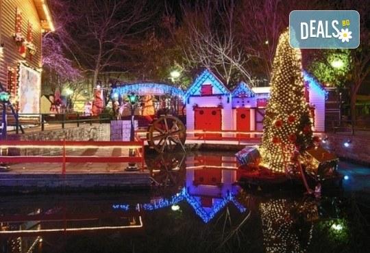 Предколеден шопинг в Коледния град Онируполи в Драма! Еднодневна екскурзия: транспорт, водач, застраховка и програма - Снимка 2