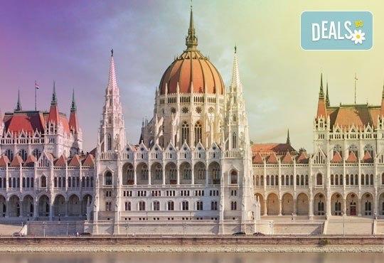 Пътувайте преди Коледа до Будапеща, Унгария! 4 нощувки със закуски в хотел 3*, самолетен билет и летищни такси - Снимка 3