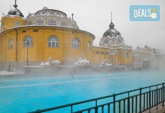 Пътувайте преди Коледа до Будапеща, Унгария! 4 нощувки със закуски в хотел 3*, самолетен билет и летищни такси - Снимка 4