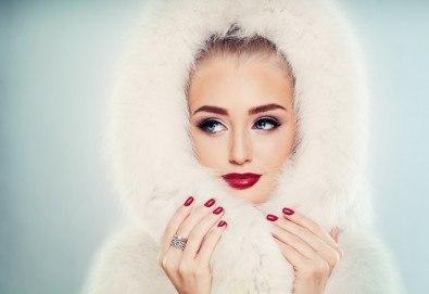 За съблазнителен поглед! Удължаване и сгъстяване на мигли - косъм по косъм, 3D или 5D - Russian Volume, с естествен косъм от норка в Studio Еxtravagant! - Снимка