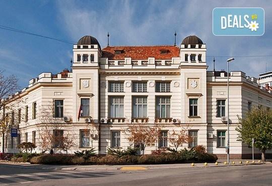 Купон за 8-ми декември в Пирот, Сърбия! 1 нощувка със закуска в хотел Gali 2*, празнична вечеря с богато меню, неограничени напитки и жива музика, посещение на Цариброд и Суковски манастир - Снимка 3