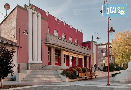 Купон за 8-ми декември в Пирот, Сърбия! 1 нощувка със закуска в хотел Gali 2*, празнична вечеря с богато меню, неограничени напитки и жива музика, посещение на Цариброд и Суковски манастир - Снимка 5