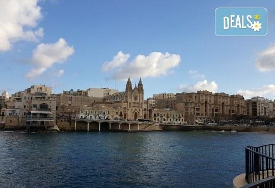 Нова година в Малта! 5 нощувки със закуски, самолетен билет, голям багаж и трансфери, възможност за Новогодишна вечеря - Снимка 4